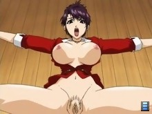 Naruto Hentai: Ayaka is one of the most beautiful professors at the academy, with bright eyes, big breasts, and a brilliant smile